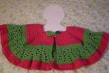 Crochet (Capelet/Shawls) / by Amber Mott