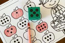 pro předškoláky - for preschoolers