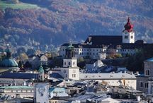 Amazing locations in Salzburg and Austria / Amazing locations in Salzburg and Austria