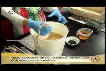 VIDEOS DE JABONES ARTESANALES