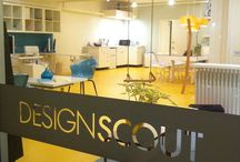 Studio Decor / DesignScout is moving into our very own studio. These are the ideas and inspiration for our new digs. / by Scout Driscoll