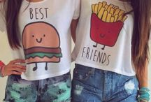 BFF / Things and quotes for best friends