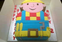 taine want's this Bob the Builder cake