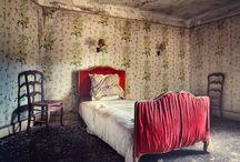 Beautiful and abandoned / Abandoned houses