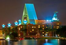 WDW Dolphin Hotel / Our favourite hotel to stay at whilst on our Disney holiday.