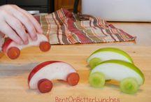 Essenzubereitung Kinder