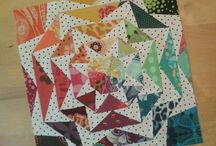 Blocs and quilts