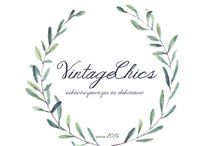 VintageChics Weddings / Vintage, Bohemian, Rustic weddings, Hungary