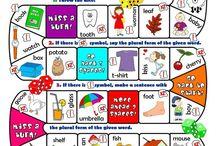 Plurals nouns