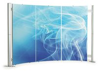 Outdoor Displays / Outdoor Banners, Freestanding Units, Perfect for Exhibition Events, Supermarket Promotions, Retail Outlets