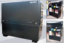 Travel Safes for cars, vans & on the move / Protection for your power tools in van or on site The Sentri range of Van Boxes and Site Boxes offer the ultimate security for tools and machinery and have become one of the most respected and recognised names throughout the industry. All products listed here are available from www.littlesafe.co.uk/shop