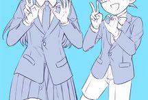Detective Conan/Magic Kaito