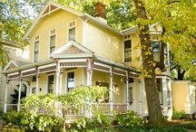 Victorian Homes / Lovely color inspiration for your Victorian home.  / by BEHR®