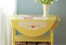Reconditioned furniture / by Marmite Ginger