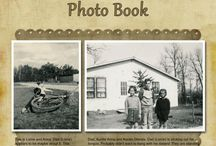 Photo Books & Family History Ideas