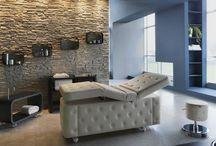 Diseño de salón de belleza