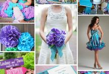 Wedding Inspiration Boards Featured at DIY Weddings / Color and theme inspiration for weddings.