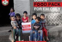 #MWFsupportingSyria / Have a look at what Minhaj Welfare is doing to support the people of Syria