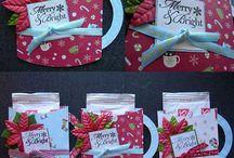 Christmas Card DIY!