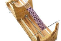 Beading on a loom / by Teresa Russell