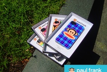 Paul Frank I-Phone Cases
