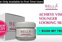 Bella Serata Cream / Bella Serata Cream Reviews: Does bella serata moisturizer cream works or scam? Read about bella serata skin cream ingredients, side effects, & free trial here: https://healthbeautyscam.com/bella-serata/