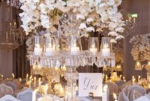 Beautiful Centerpieces and Tablesettings