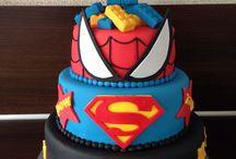 xaves 5th birthday cake ideas