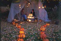 Dvorek Piknik podzim