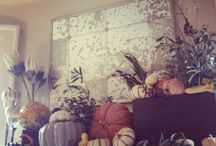 Fall decor / by Bernadette Gireaud