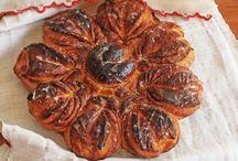 Dulciuri din aluat dospit, plăcinte și cozonaci