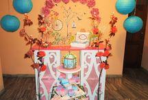 Decoración fiesta Vintage mujer / Decoración fiesta Vintage mujer. Llámanos al 3163190898 y cotiza tu evento