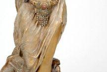 Frederick Goldschieder sculpture