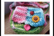 Patrones de crochet, Las Cosas de Carocha / Aquí publicaremos los patrones creados por nosotros, que puedes conseguir en Dawanda!