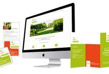 Grafikdesign / Hier finden Sie Beispiele meiner Grafikdesigns für Print und Webmedien.