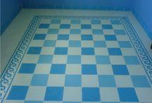 Cement Tile Ideas