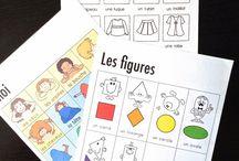 Grade 1 French