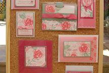 SU Roses In Winter