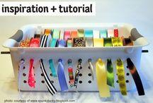 Craft Organization / by Stephanie Goodrich