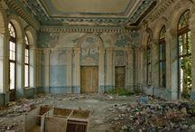 modern ruins russia