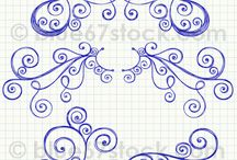 Royal Icing Pattern