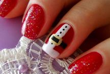 Kerst Nail Art - Nail looks Christmas / Kerst nagellooks - Nail looks Christmas - Nail art - Nailart
