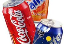 Cold Drinks / quench your thirst with a cool and soft drink