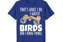 I Watch Birds / This board is for all bird lovers