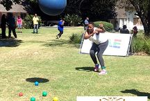 Corporate Fun Day at The Amazing Place / The Corporate Fun Day in Sandton is a versatile team building for any occasion which can be toned down or made very active for both the active and 'not-so-active' team building participants.
