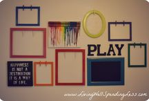 Play room!! / by Kelsey Williams