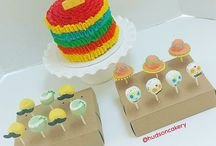 First Birthday Cakes & Sweets / First birthdays!