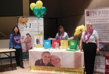 Resource Fair at Long Beach Memorial Hospital / A-1 Home Care Agency participated in the Resource Fair at the Long Beach Memorial Hospital back on June 10th, 2014 and presented information about our in home care and caregiver service to the attendees. / by A-1 Home Care, A-1 Domestic Professional Services