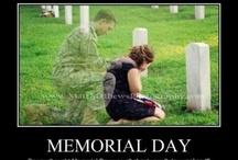 Memorial Day / by Kelly Edmunds Fraser