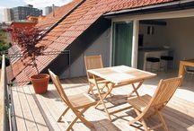 Terrasse loft